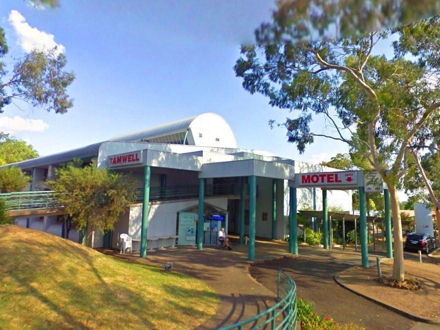 Tamwell Motel and Coffee Lounge - Hotell och Boende i Australien , Tamworth