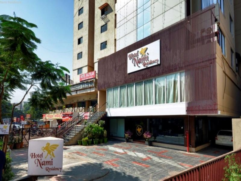 Hotel Nami Residency - Hotel and accommodation in India in Ahmedabad