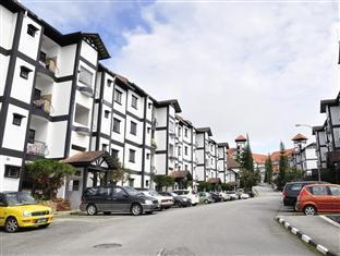 Shima's Apartment & Penthouse @ Greenhill Resort Cameron Highlands