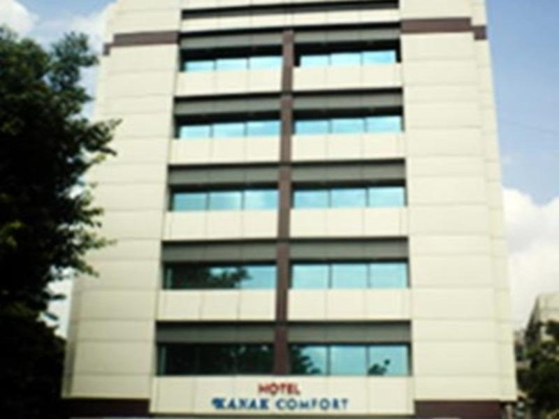 Hotel Kanak Comfort - Hotel and accommodation in India in Ahmedabad