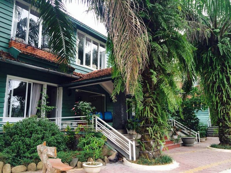 V Star Resort - Hotell och Boende i Vietnam , Hoa Binh