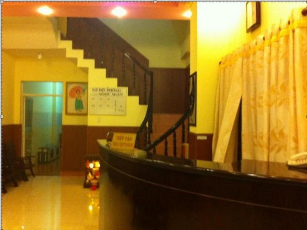 Hotell Ngoc Ngan Hotel
