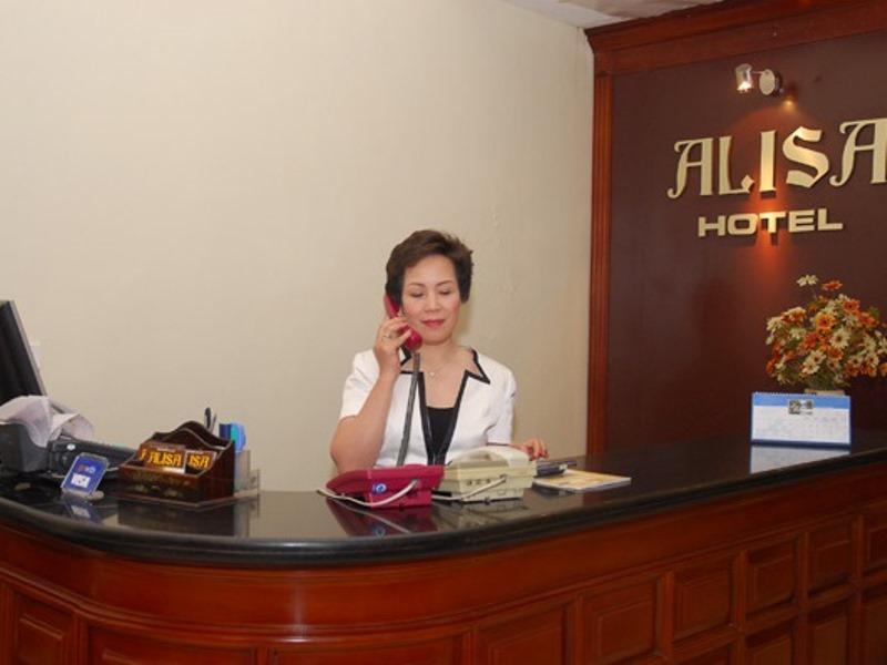 Alisa Hotel - Hotell och Boende i Vietnam , Hanoi