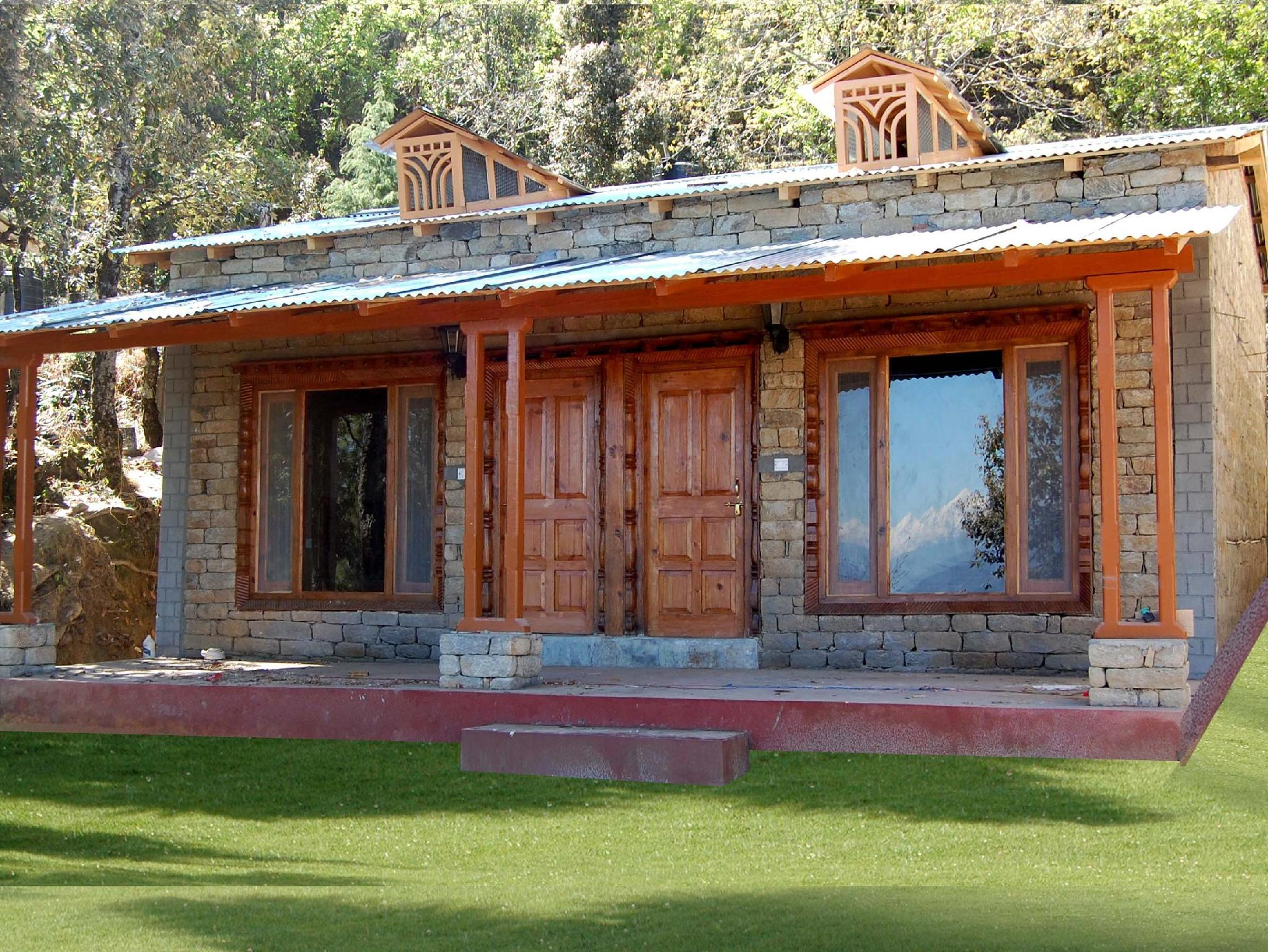 Chevron Mountain Villa - Hotel and accommodation in India in Kausani