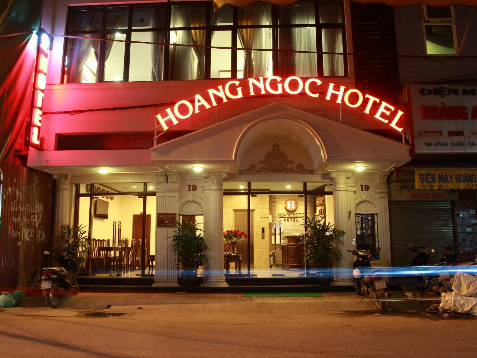 Hoang Ngoc Hotel - Hang Chao - Hotell och Boende i Vietnam , Hanoi