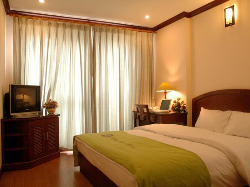 Hoang Ngoc Hotel - Nguyen Thuong Hien - Hotell och Boende i Vietnam , Hanoi