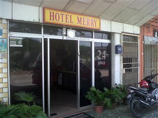快樂酒店 哥達巴魯 - 入口