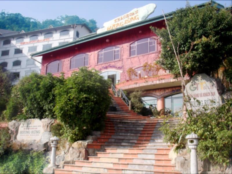 Huong Rung Hotel - Hotell och Boende i Vietnam , Tam Dao (Vinh Phuc)