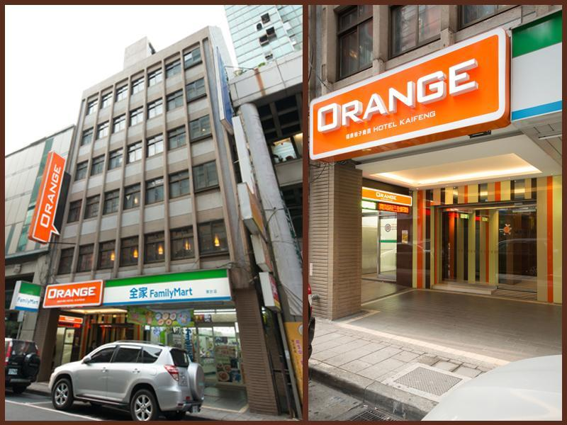 Orange Hotel Kaifong-Taipei