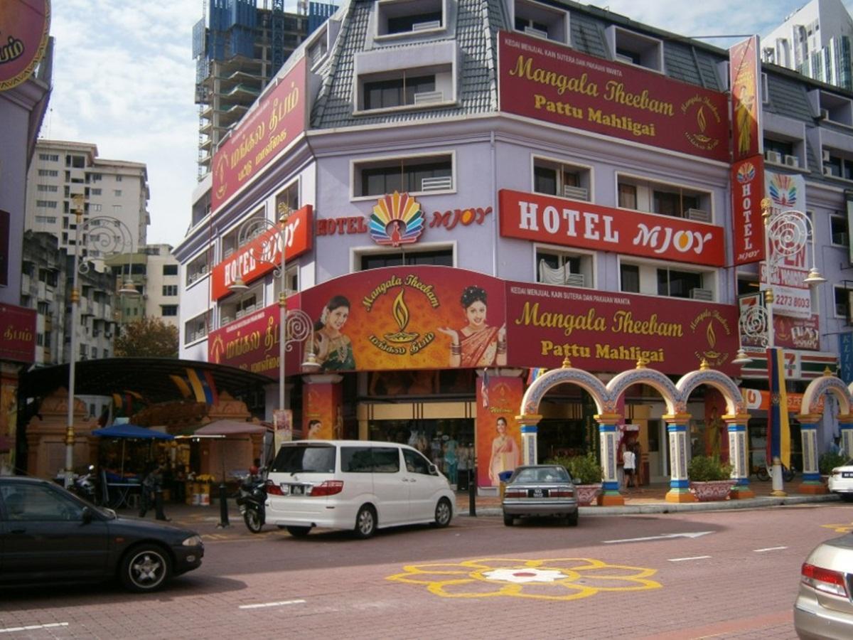 M Joy Hotel Kuala Lumpur - Exterior