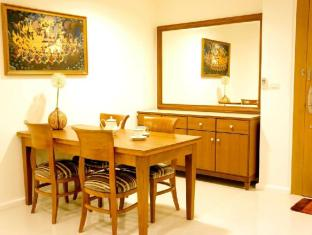 Golden House Royal Maneeya Residence Bangkok - Grand Suite Room - Dining Area