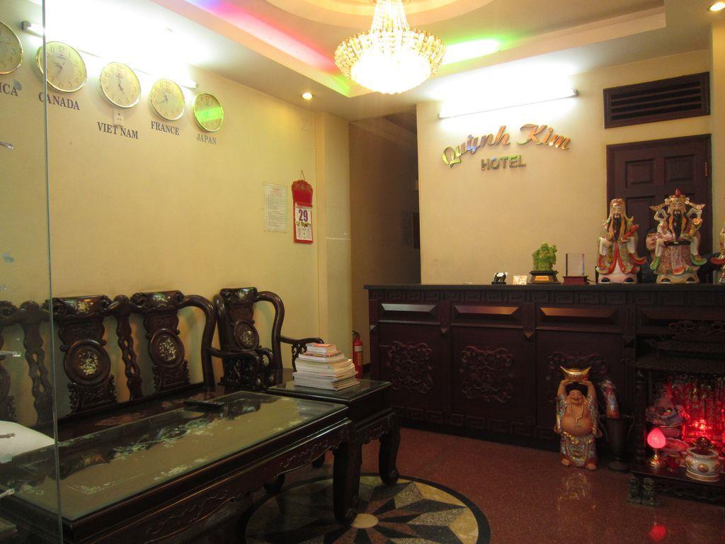 Quynh Kim 2 Hotel - Hotell och Boende i Vietnam , Ho Chi Minh City