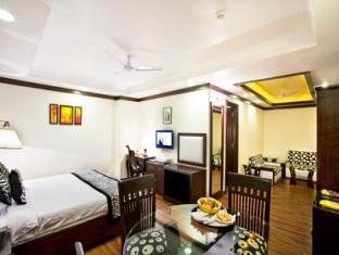 Hotel Parkland Kalkaji New Delhi - Gæsteværelse
