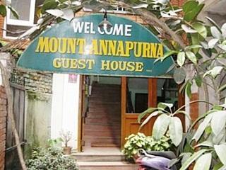 Mount Annapurna Guest House Kathmandu