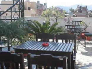 Mount Annapurna Guest House Kathmandu - Rooftop Restaurant