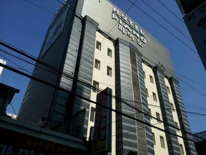 Piano Hotel - Hotels and Accommodation in South Korea, Asia