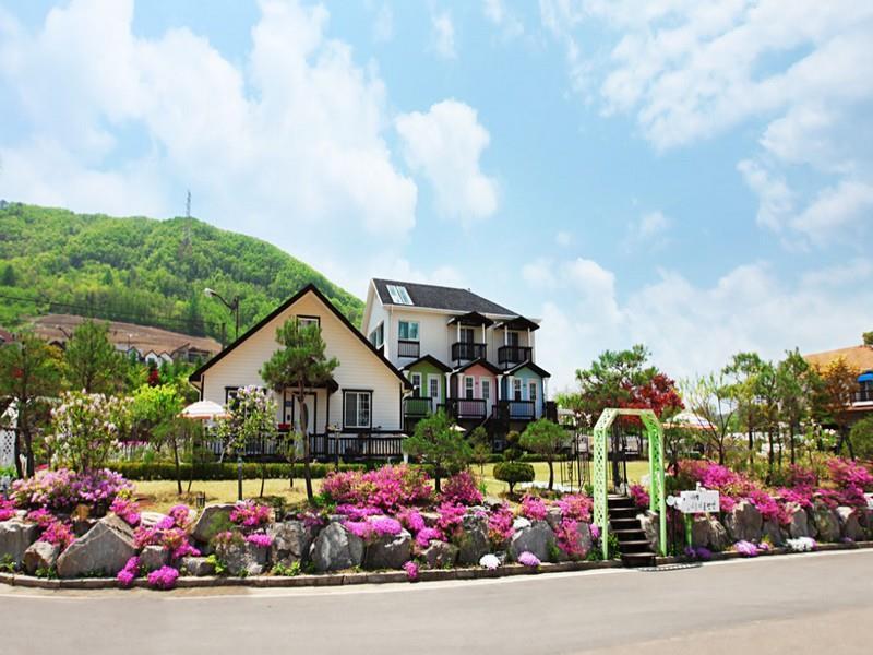 โรงแรม แดวันเยียง บิวตี้ เฮาส์ เพนชั่น  (Daegwalnyeong Beauty House Pension)
