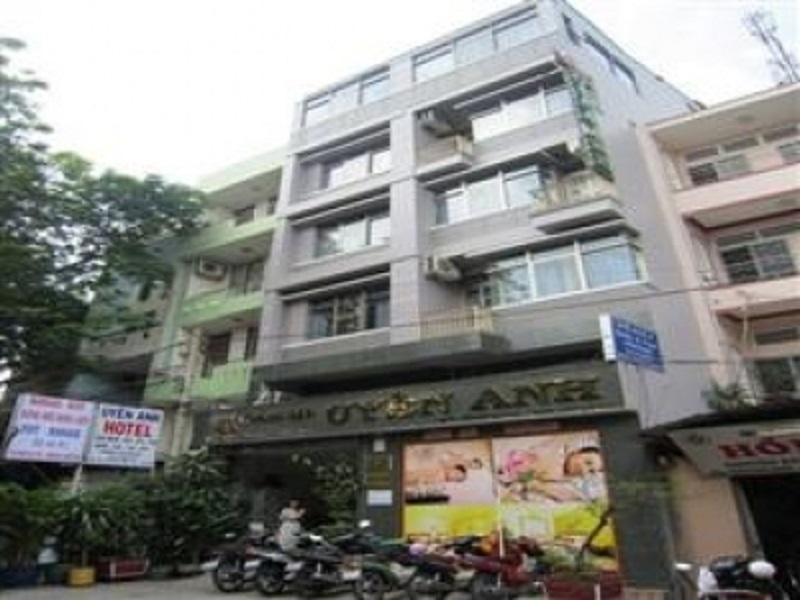 Uyen Anh Hotel - Hotell och Boende i Vietnam , Ho Chi Minh City
