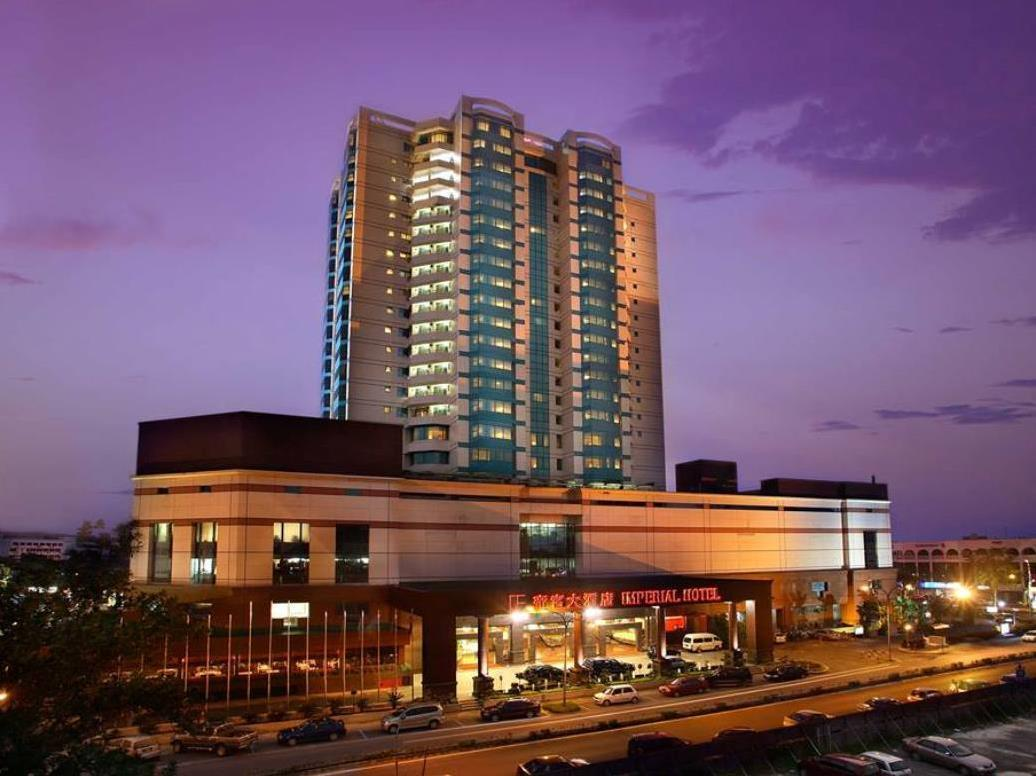 Imperial Hotel - Hotels and Accommodation in Malaysia, Asia