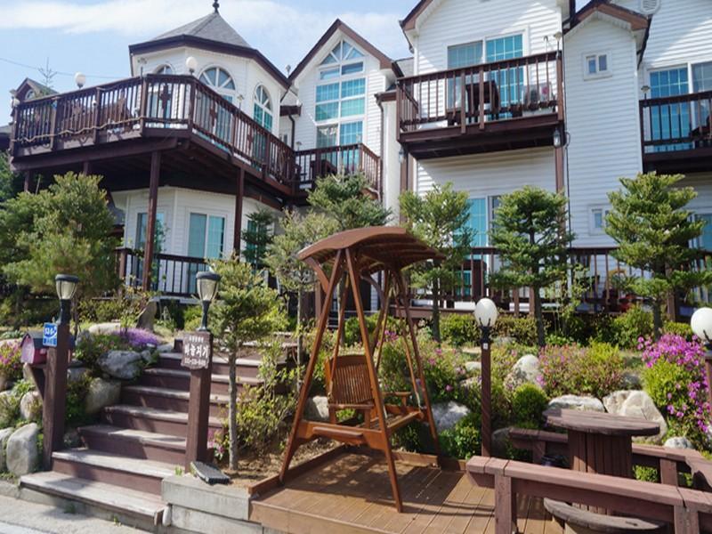โรงแรม ดั๊กวัลยวง สกาย คีปเปอร์ เพนชั่น  (Daegwalnyeong Sky Keeper Pension)
