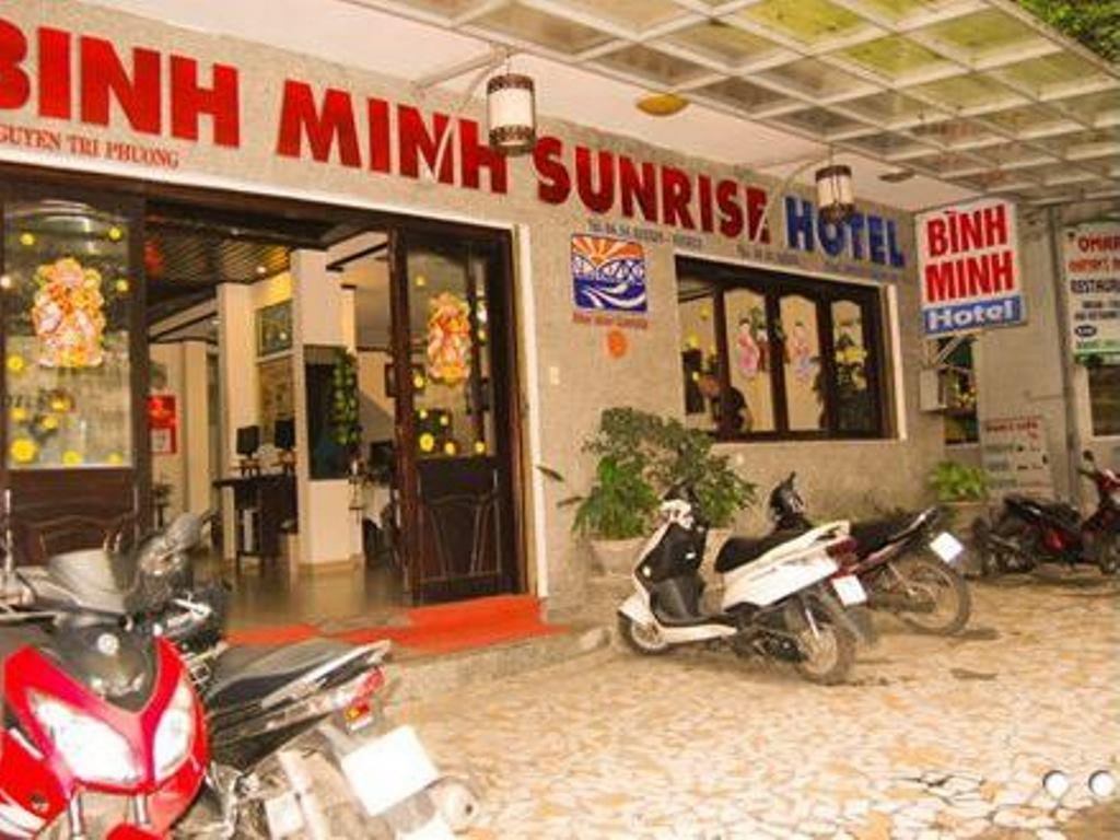 Binh Minh Sunrise Hotel - Hotell och Boende i Vietnam , Hue