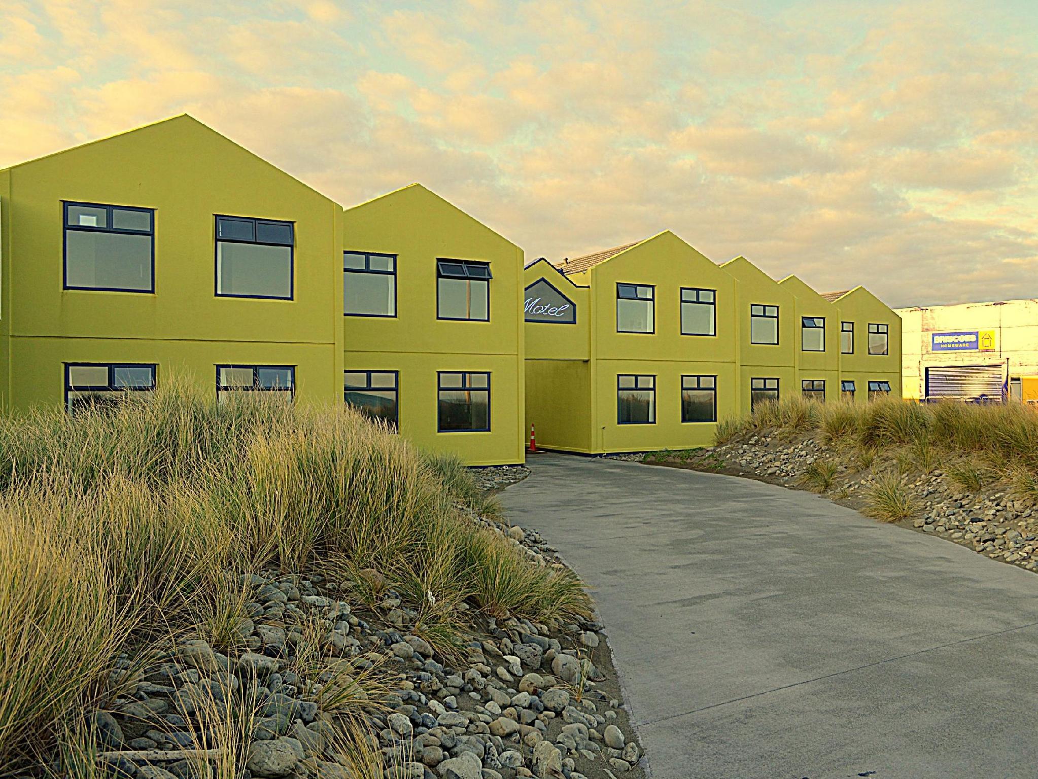 Airport Motel Wellington Velingtonas