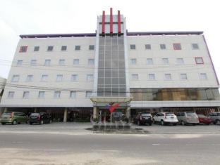 Cititel Hotel Pekanbaru Pekanbaru - Tampilan Luar Hotel