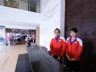 Cititel Hotel Pekanbaru Pekanbaru - Resepsionis