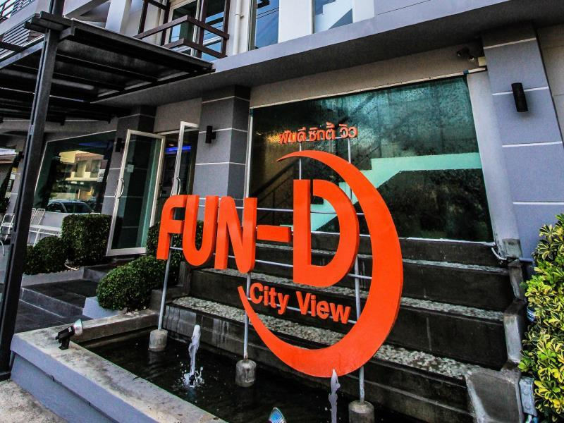 Fun-d City View - Hotels and Accommodation in Thailand, Asia