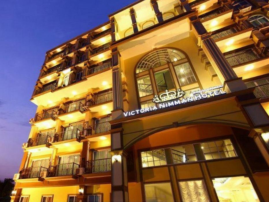 Hotell Victoria Nimman Hotel i , Chiang Mai. Klicka för att läsa mer och skicka bokningsförfrågan
