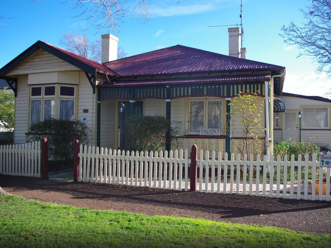 Colonial Cottages of Ross - Hotell och Boende i Australien , Ross
