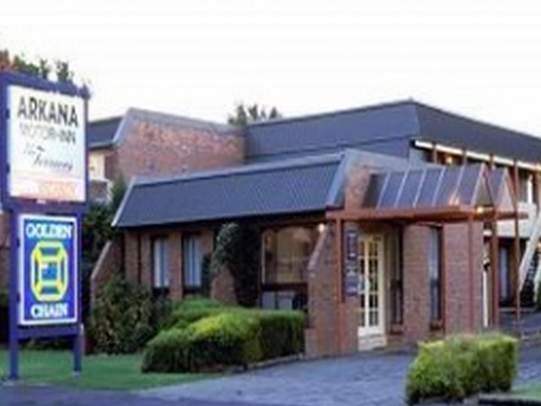 Arkana Motor Inn & Terrace Apartments - Hotell och Boende i Australien , Mount Gambier