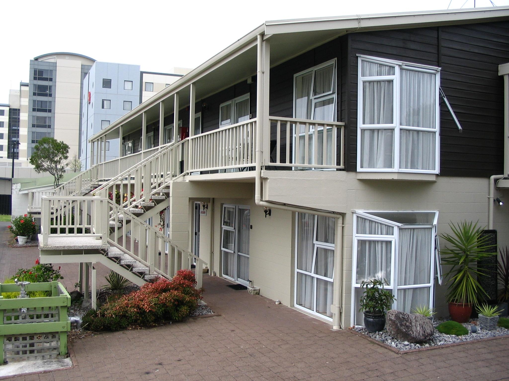 Ledwich Lodge Motel - Hotels and Accommodation in New Zealand, Pacific Ocean And Australia