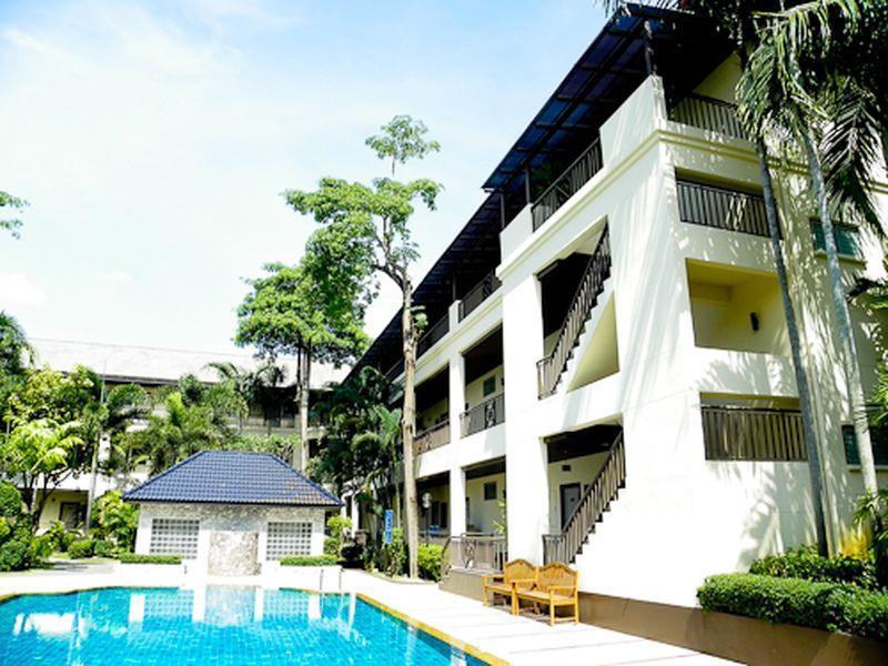 Grand Garden Hotel & Serviced Apartment - Rayong