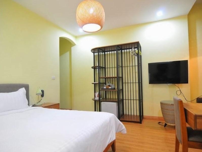 Josephs Hang Da Hotel - Hotell och Boende i Vietnam , Hanoi