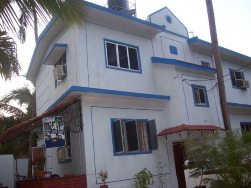 Baga Villa Hotel - North Goa