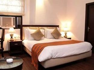 Starlit Select Aarone Residency New Delhi - Gastenkamer