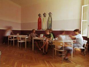 Hostel Goodmo Budapest - Kitchen