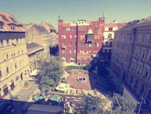 Hostel Goodmo Budapest - Dorm view