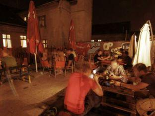 Hostel Goodmo Budapest - The Rooftop Terrace