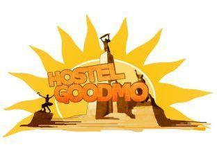 Hostel Goodmo Budapest - GoodMo Logo