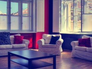 Hostel Goodmo Budapest - Chillout Room