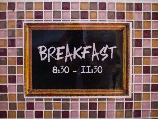 Hostel Goodmo Budapest - Breakfast