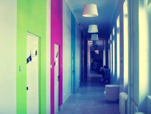 Hostel Goodmo Budapest - Hallway