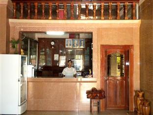 Hour Bunny Hotel Kratie - Reception Area