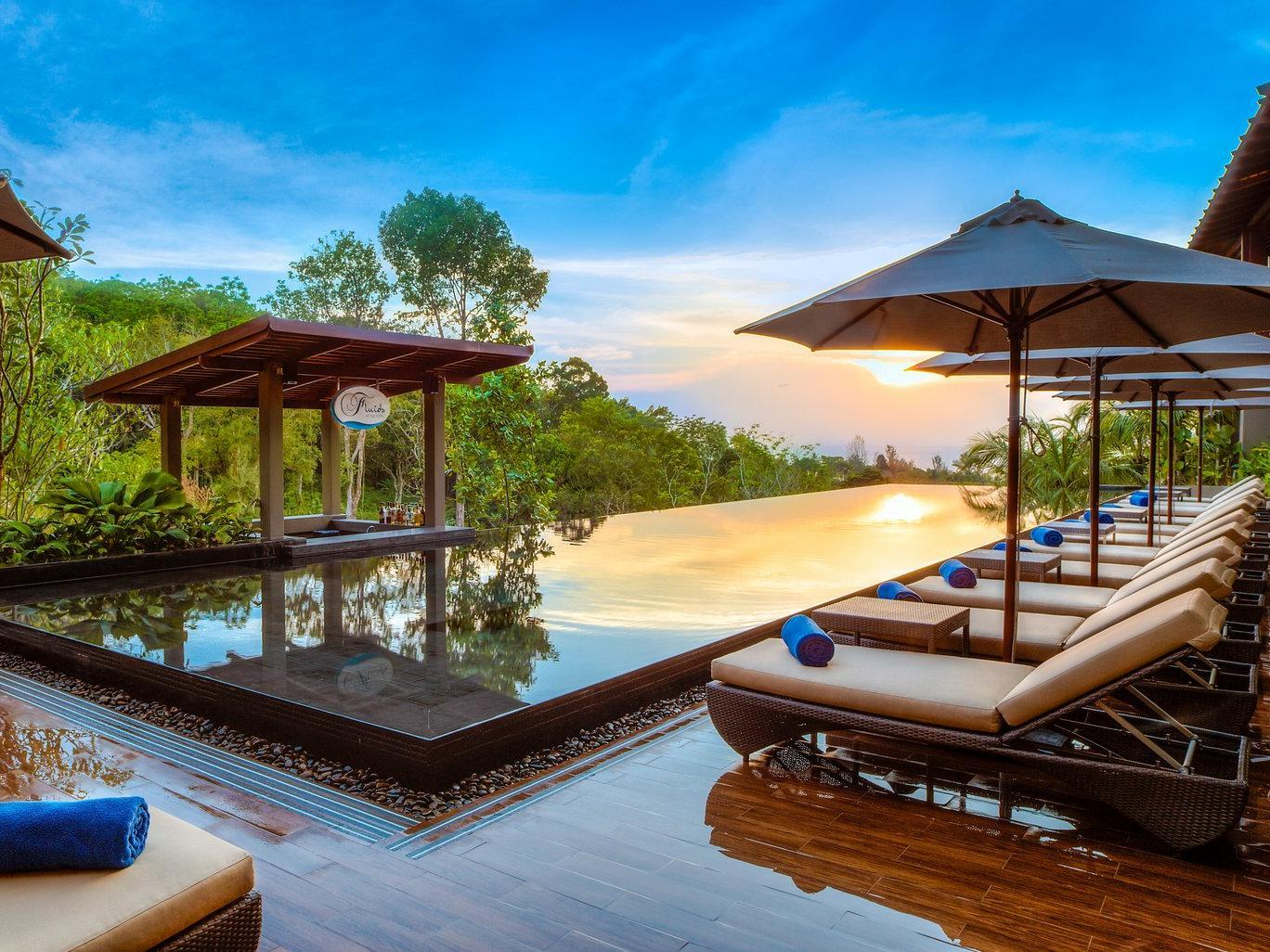 Avista Hideaway Resort & Spa Phuket फुकेत