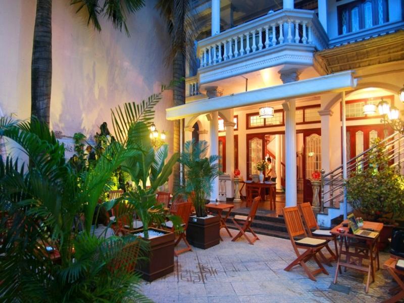 Huong Mai Hotel - Hotell och Boende i Vietnam , Ho Chi Minh City