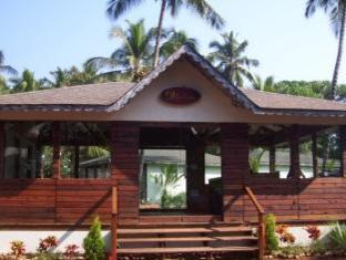 19 Belo Cabana North Goa - Reception Exterior