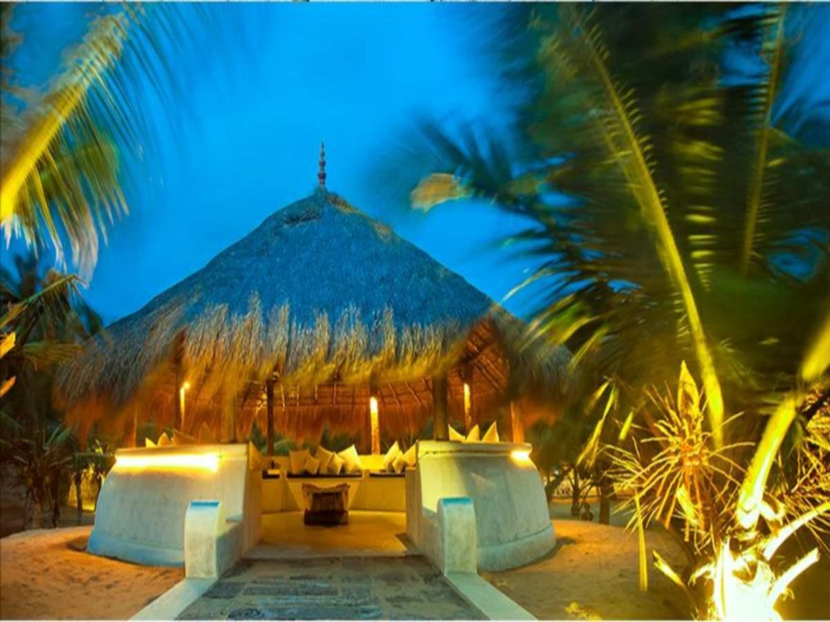 Dolphin Beach Hotel Kalpitiya Sri Lanka