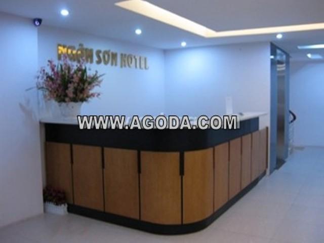 Ngan Son Hotel - Hotell och Boende i Vietnam , Hanoi